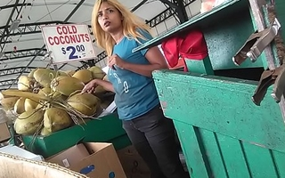 Sexy indian girl needs more cocoNuts