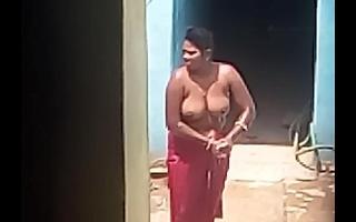 Desi bath