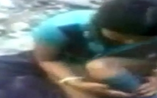 DESI INDIAN VILLAGE CHEATING GIRL FUCKING BROTHER Band together FUCK alfresco
