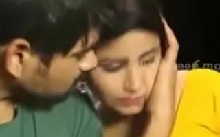 Yellow blaouse bhabhi romance with me.