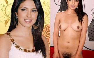 Priyanka Chopra - photo compilation of fake nude pictures