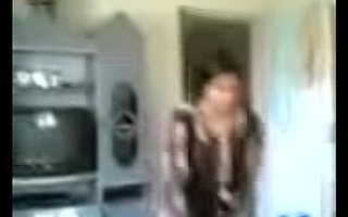 Desi Aunty Fuck with respect to Room video recorded