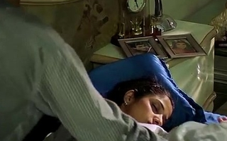 Cable boy forces a young and sexy wife when alone   (Love In India)