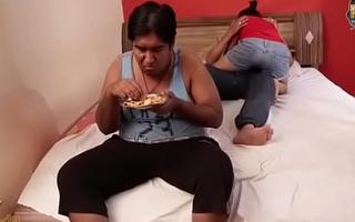 Desi aunty buddha