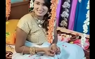 Hot Swathi naidu romantic coupled with sexy first night short film making part-8