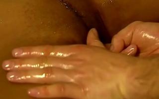 Intimate Vaginal Region Massage