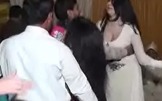 Exotic Sxy N Sexy Dacne In Wedding Party