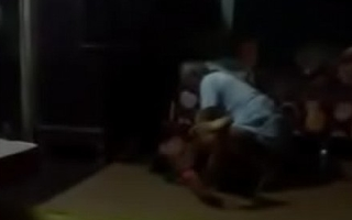 Neighbour tharki buddha bengali houseowner school master fucks maid  in absence of wife with hot fucking advisable hidden video.MP4