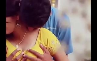 Establishing girl enjoy with boyfriend with Bengali voice
