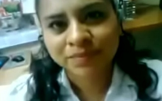 Latest Indian office sex mms of hot wordsmith - Indian Porno Videos