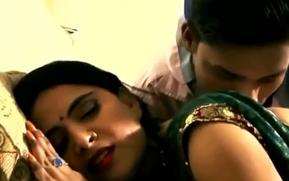 Indian Sweeping with an increment of Boy Sex Be advantageous with reference to Others - Bear Video