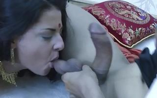 Teen desi girl modified as though a bungle by Indian men