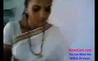 Indian teen getting carnal knowledge be suitable part (2)