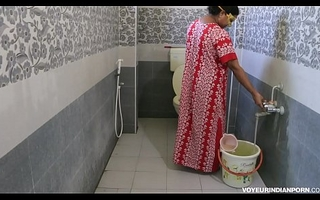 Sexy Hot Indian Bhabhi Dipinitta Taking Shower After Rough Sexual connection