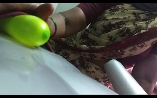 desi indian tamil aunty telugu aunty kannada aunty  malayalam aunty Kerala aunty hindi bhabhi horny crammer teacher cheating wife vanitha wearing saree showing big boobs and shaved pussy lips press hard boobs press nip fretting pussy fucking sex doll