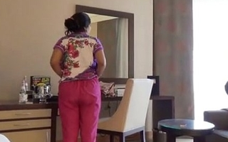 Shy Indian Bhabhi In Motel Room With Her Newly Married Husband Honeymoon