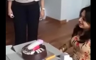 Indian women dirty dick cake