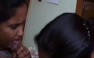 Mallu threesome home sex - 2 hot paid sluts blowjob - Indian Porno Videos.MP4